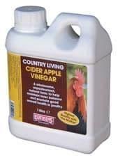 Equimins country living cider apple vinegar